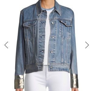 NWT Rag & Bone oversized denim jacket size S